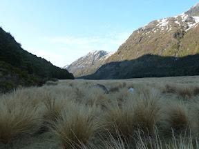 Bivouac dans Greenstone Valley