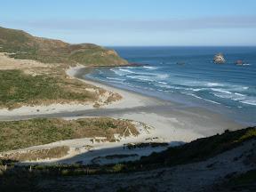 Sand Fly Bay