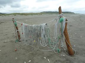 Corde de pêche