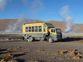 Le super bus 4x4