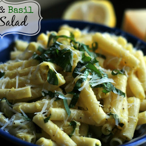 Olive Oil Lemon Basil Pasta Recipes | Yummly
