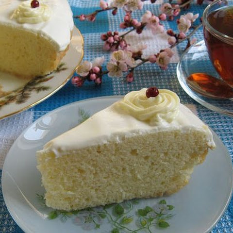Simple sponge cake «Three milk»