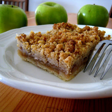 Slab Apple Pie with Easy Crumb Top