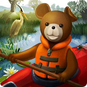 Teddy Floppy Ear: Kayaking For PC