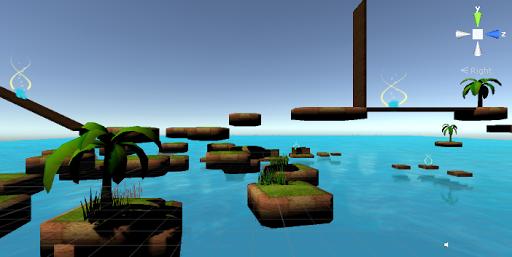 Sky Runner 3D - screenshot