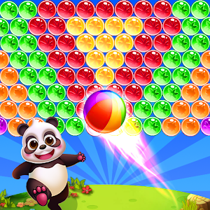 Little Panda Bubble PC Download / Windows 7.8.10 / MAC