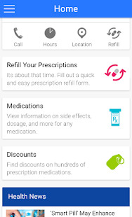 Brent Family Pharmacy - screenshot