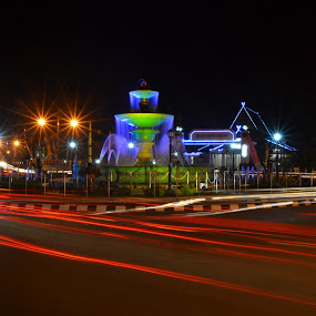 landmark barito utara by Handy Nordy Fariza - Buildings & Architecture Other Exteriors
