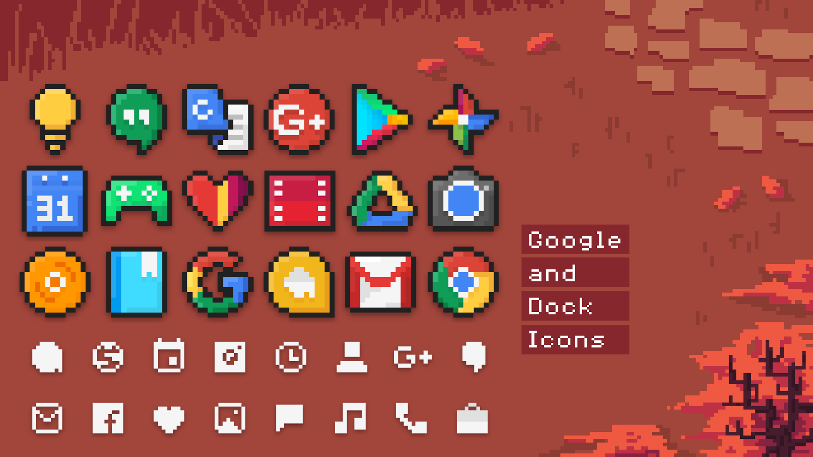 PixBit - Icon Pack Screenshot 0