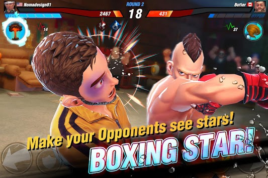 Boxing Star APK screenshot thumbnail 9