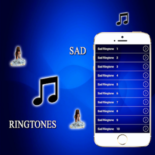 Sad Ringtones - screenshot