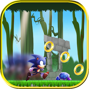 Sonic Speed Jungle Adventures Icon