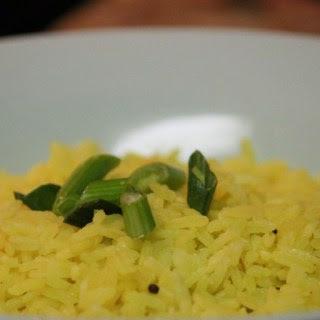 Lemon Saffron Rice Recipes