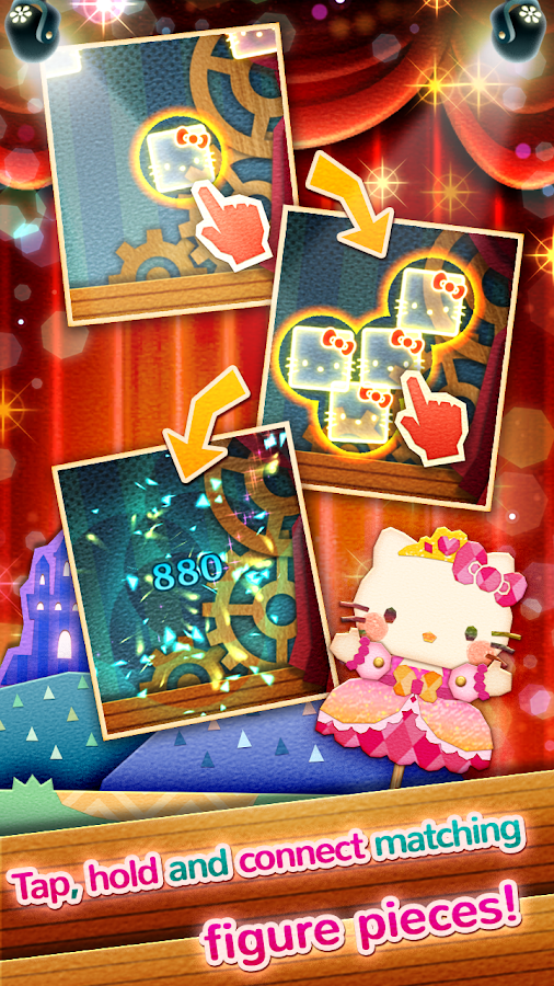 Hello Kitty : Fantasy Theater Screenshot 1