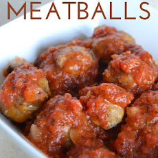 Turkey and Sausage Meatballs