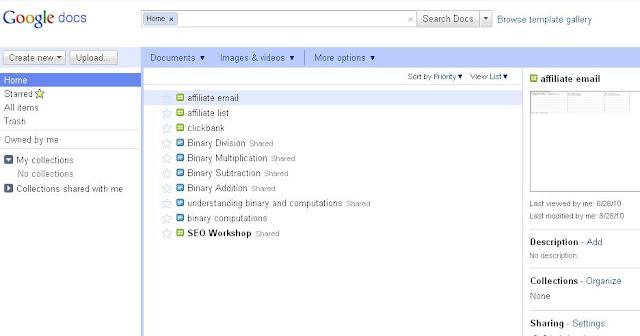 document free online cloud storage