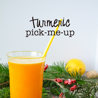 Turmeric Pick-Me-Up