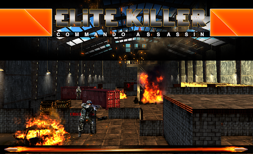 Elite Killer Commando Assassin- screenshot thumbnail