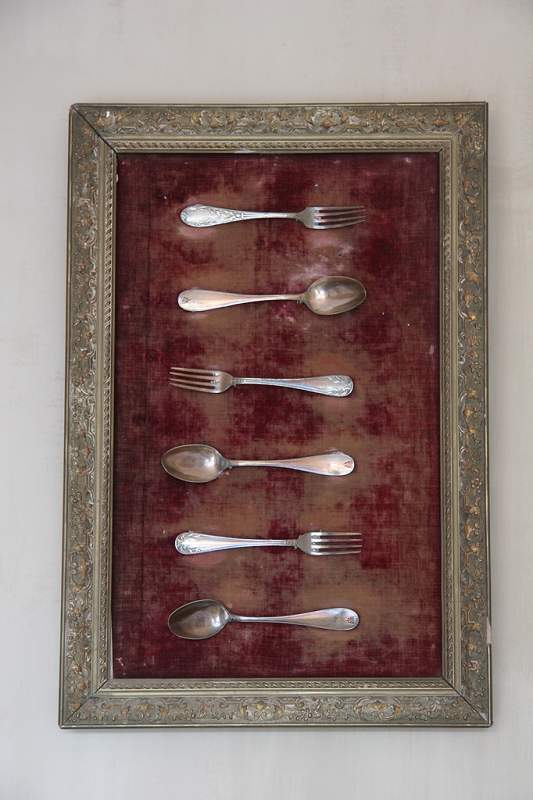 silverware collection