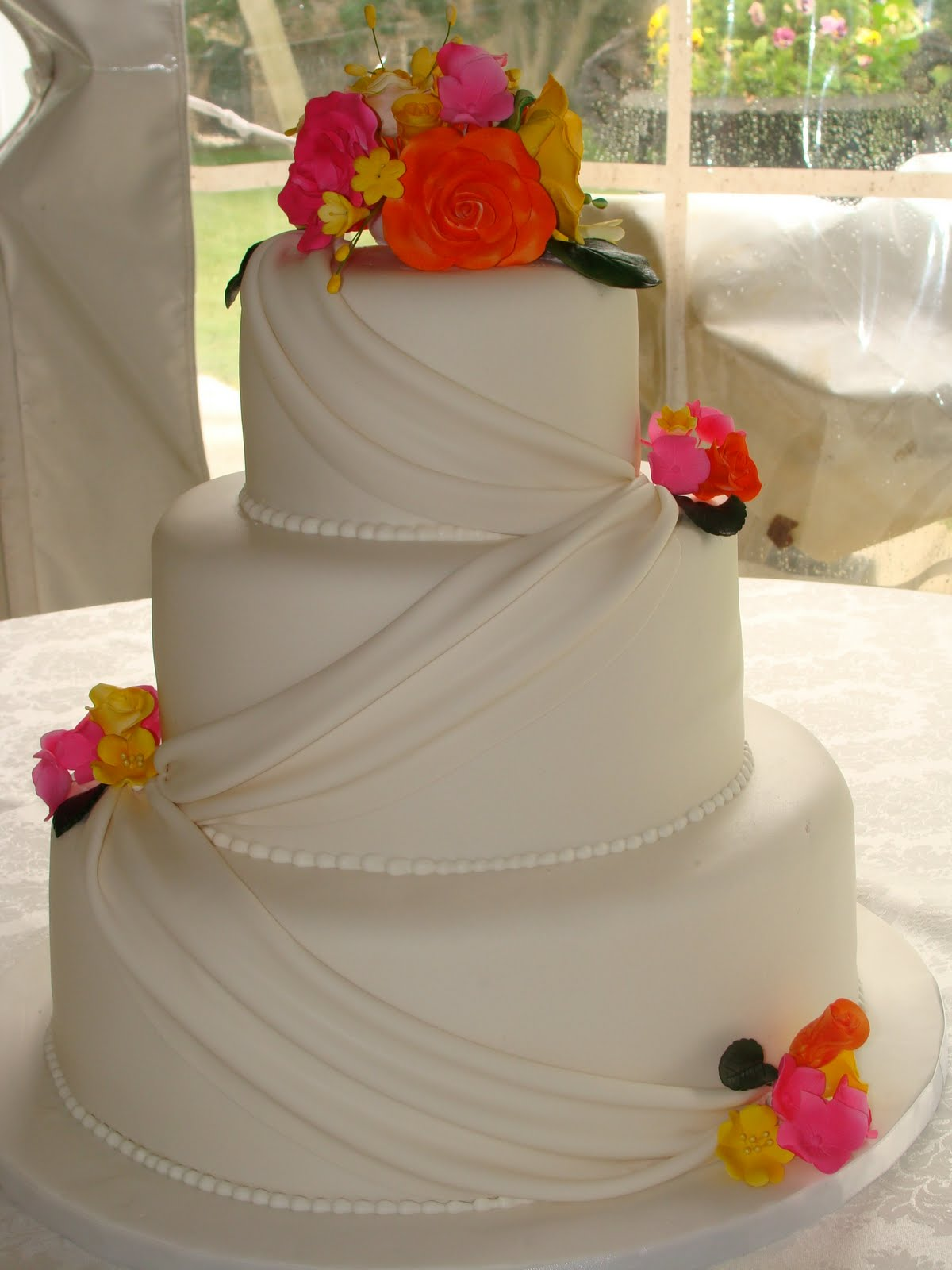 example of a 25th wedding