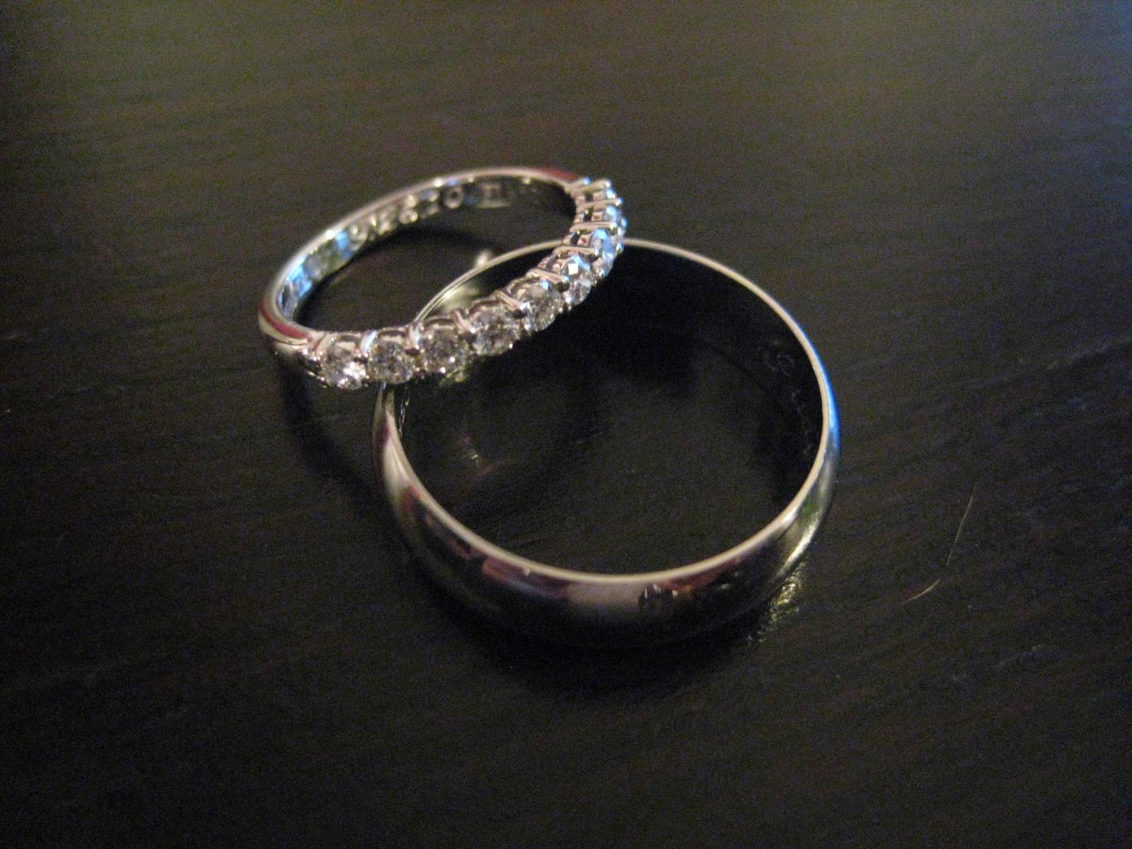 cartier wedding rings