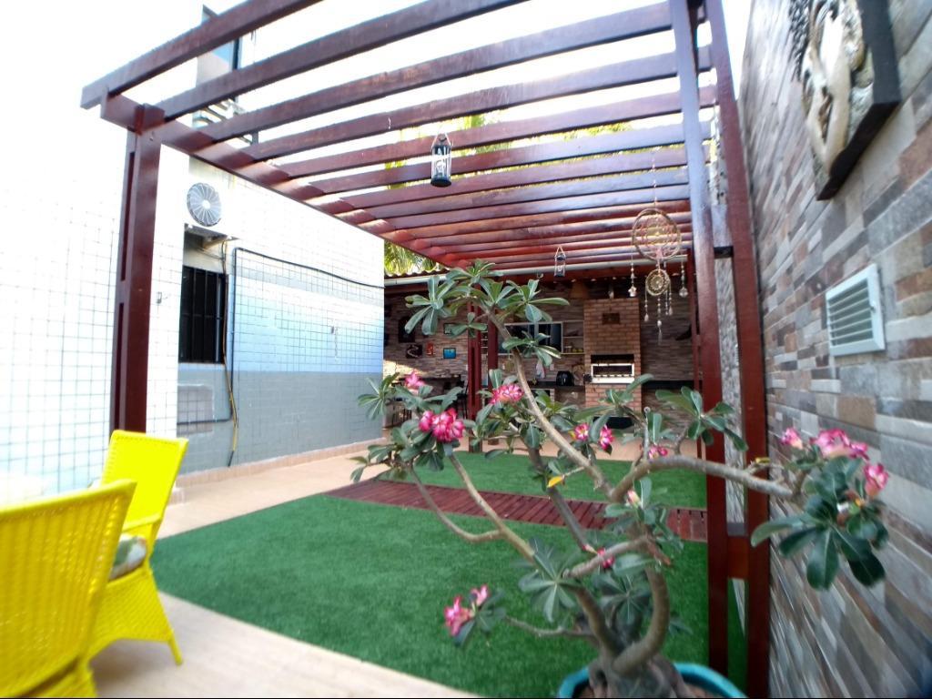 Apartamento com 3 dormitórios à venda, 85 m² por R$ 550.000 - Jardim Oceania - João Pessoa/PB