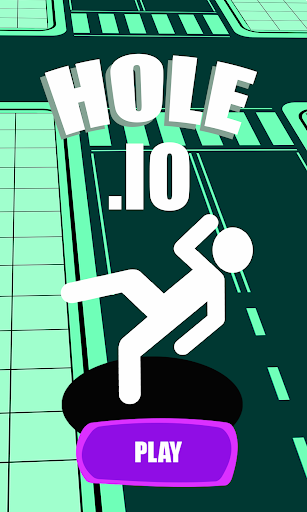 Hole.io!!! For PC