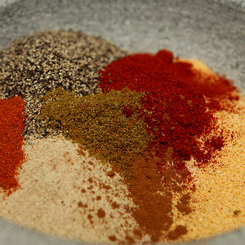 Homemade Meat Seasoning