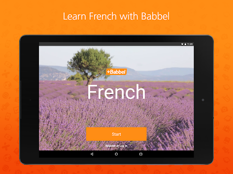 Learn French With Babbel APK screenshot thumbnail 4