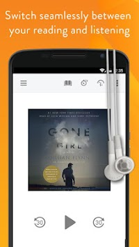 Amazon Kindle APK screenshot thumbnail 7