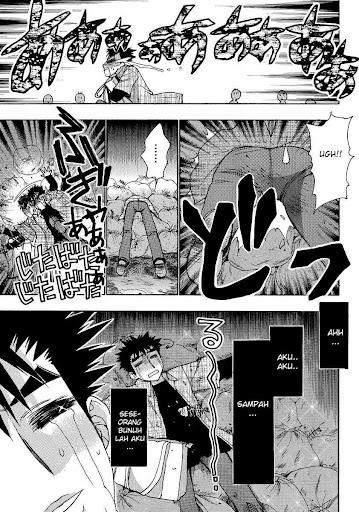Komik Oniichan Control Page 10...