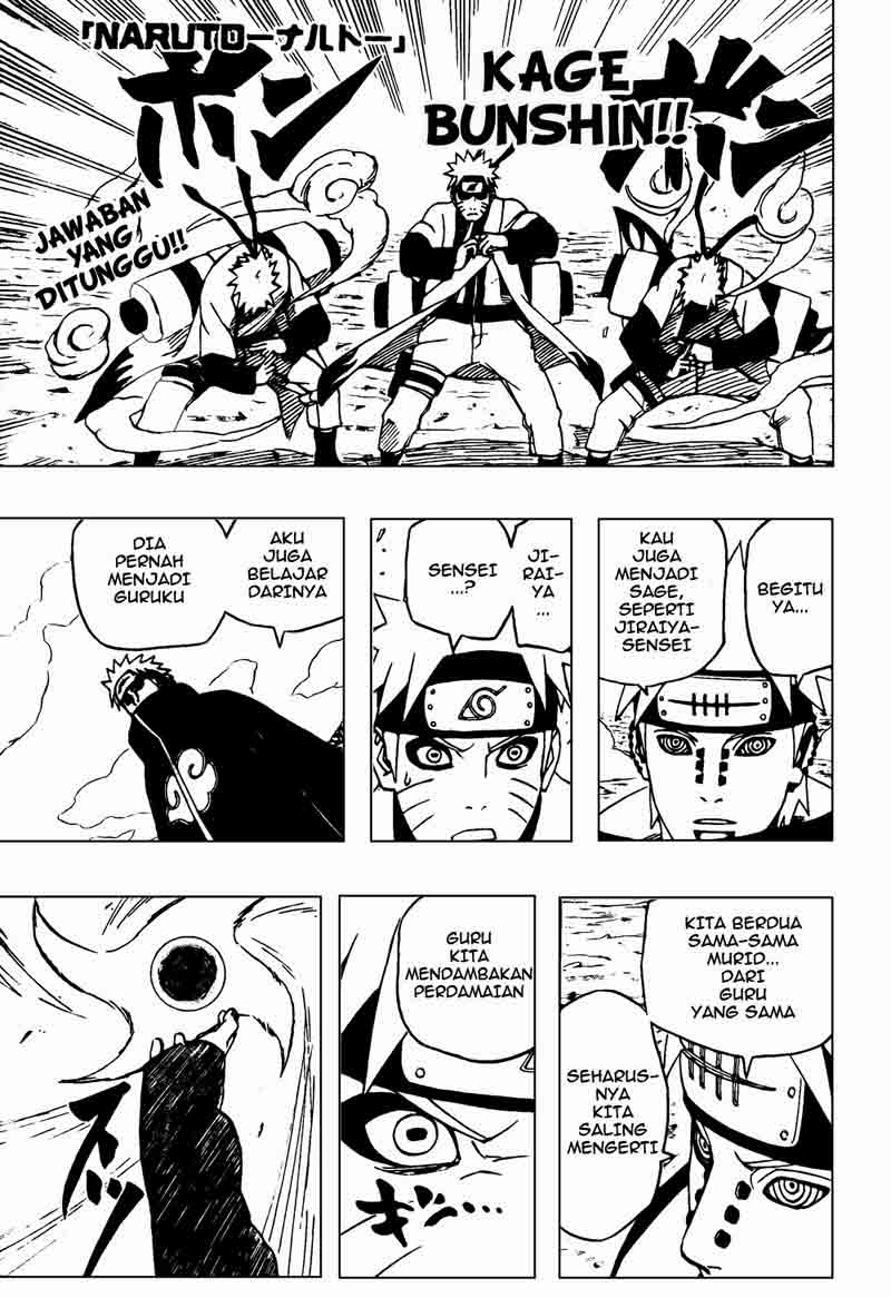Naruto 432 page 1