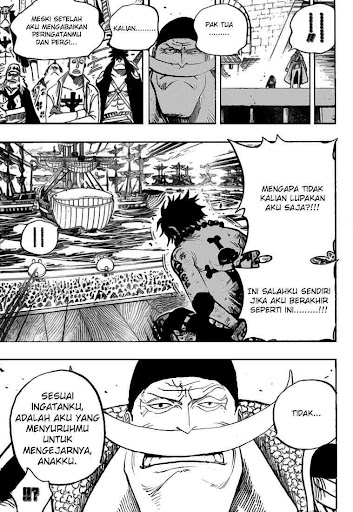 One Piece 552 page 14