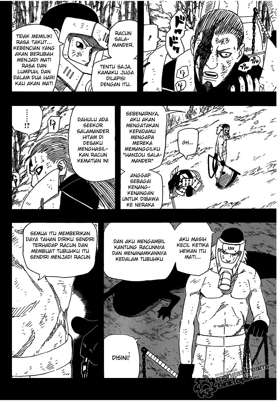 02 Naruto 532   Mifune Vs Danzou Kesimpulan