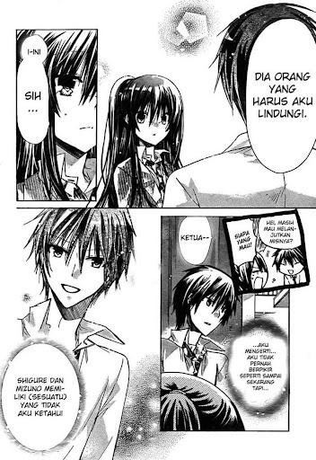 Loading Manga XX Me! 21 Page 9