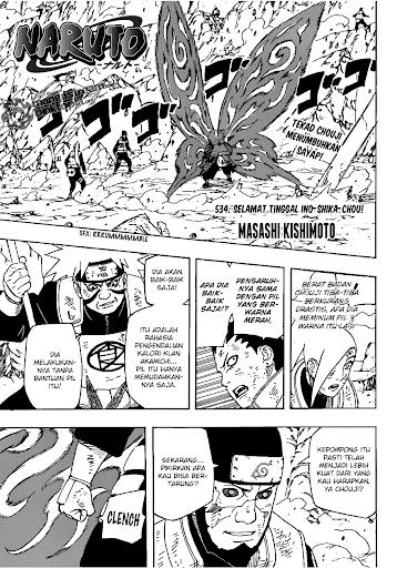 Naruto 534 page 1