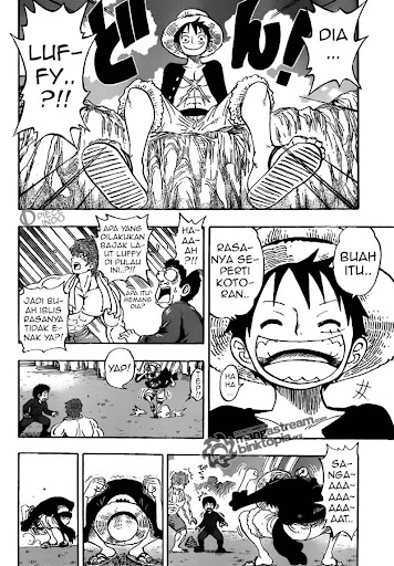 One Piece page 08