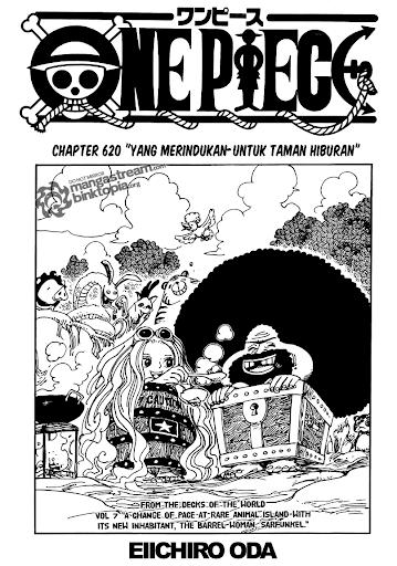 Page01 One Piece 620   Yang Merindukan Taman