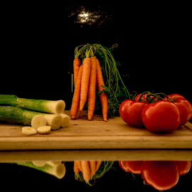 Vegetable Soup's On! by Terrance Hughes - Food & Drink Ingredients