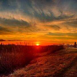 by Joseph Law - Landscapes Sunsets & Sunrises