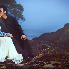 by Berbisa Roll - Wedding Bride & Groom ( bride, groom )