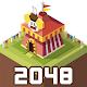 2048 Tycoon: RollerCoaster Mania