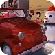 Christmas 3D Santa Car Parking
