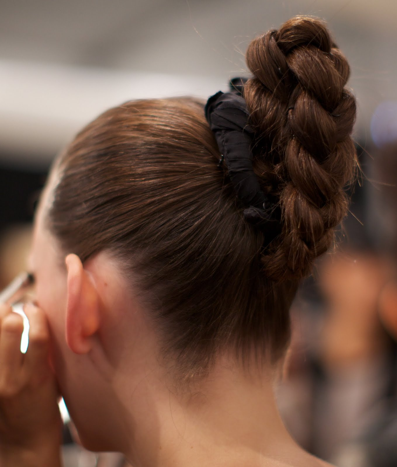 loose wedding updos