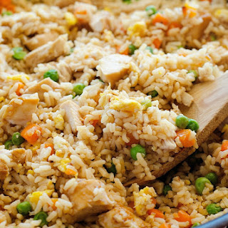 Oven Chicken Fried Rice Recipes