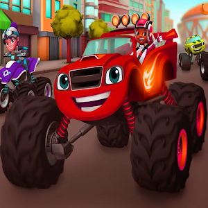 Download Flame Blaze Racing for PC - Free Arcade Game for PC