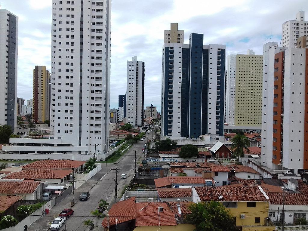 Apto 3 qts (2 Suítes) à venda, Manaíra, João Pessoa.
