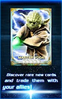 Screenshot of Star Wars Force Collection