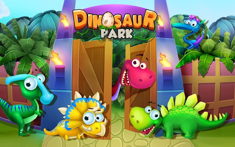 android Dinosaur Park: Dino Baby Born Screenshot 8