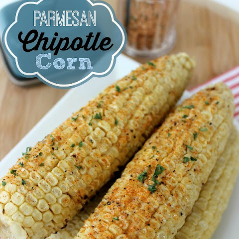 Parmesan Chipotle Corn